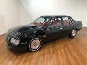 1984 Holden Commodore VK SL Black 3 Speed Automatic Sedan Kingsgrove Canterbury Area Preview