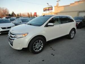 Ford Edge Limited 2013 Limited-Cuir-Toit-Navi-2.0 Ecoboost