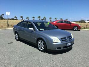 2005 Holden Vectra ZC MY04 CDX Silver 5 Speed Automatic Hatchback