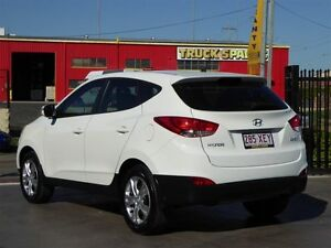 2012 Hyundai ix35 LM MY13 Active (FWD) White 5 Speed Manual Wagon Strathpine Pine Rivers Area Preview