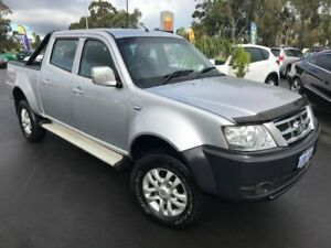 2015 Tata Xenon MY15 Silver 5 Speed Manual Utility East Bunbury Bunbury Area Preview