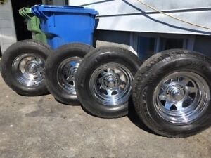 light truck/suv mags & Toyo tires