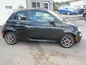 2012 Fiat 500 Sport Coupe (2 door) Kawartha Lakes Peterborough Area image 9