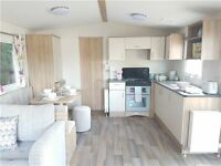 BRAND NEW CARAVAN FOR SALE ON THE NORTHUMBERLAND COASTLINE NR MORPETH, AMBLE, NEW BIGGIN BY THE SEA