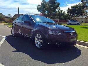 2007 Holden Calais VE MY08.5 V Black 5 Speed Sports Automatic Sedan North Brighton Holdfast Bay Preview