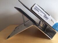 Cherry Compact G84-4100 Keyboard (Brand New) with Laptop/Notebook Stand