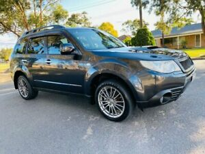 2009 Subaru Forester S3 MY09 XT AWD Premium Grey 4 Speed Sports Automatic Wagon Camden Camden Area Preview