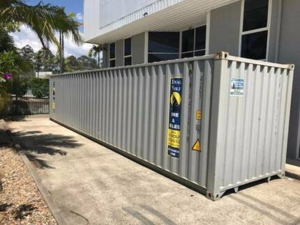 "40"" Shipping Container - Excellent Condition"