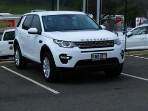 2015 Land Rover Discovery Sport L550 15MY SE White 9 Speed Sports Automatic Wagon Littlehampton Mount Barker Area Preview