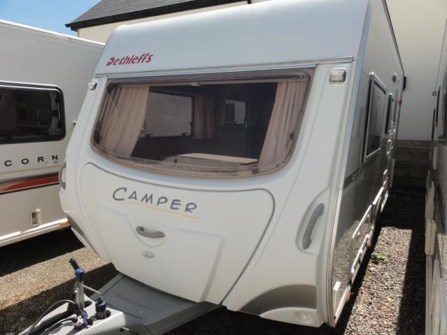 553d6746c7 2006 Dethleffs Camper DL470