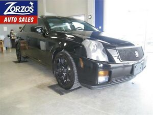 2007 Cadillac CTS/Leather/Sunroof/Luxury Edition