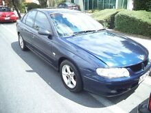 2001 Holden Commodore VX Executive Blue 4 Speed Automatic Sedan Somerton Park Holdfast Bay Preview