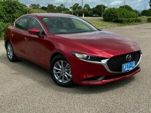 2019 Mazda 3 BP Series G20 Pure Red Sports Automatic Garbutt Townsville City Preview