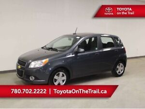 2010 Chevrolet Aveo LTLT; WINTER TIRES, SUNROOF, AUTOMATIC, A/C