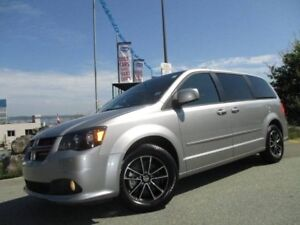 2017 DODGE GRAND CARAVAN  GT (HEATED LEATHER FRONT/REAR SEATS &