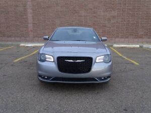 2018 Chrysler 300 AWD S Accident Free,  Leather,  Heated Seats,