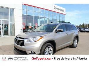 2016 Toyota Highlander Limited - SALE - NO HIDDEN FEES