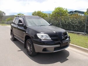 2005 Mitsubishi Outlander LS Mount Louisa Townsville City Preview