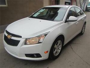 2012 CHEVROLET CRUZE  LT Turbo* EXCELLENT CONDITION* $59 SEMAINE