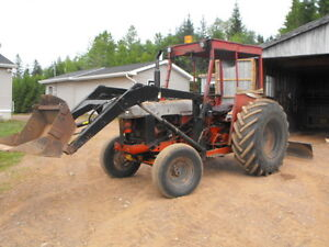 1964 Case Tractor