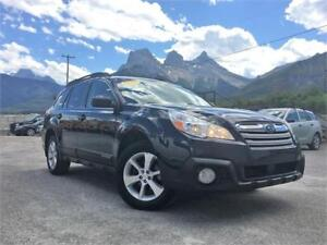 2014 Subaru Outback 2.5i LTD | LOW KM | NAV | LEATHER | CLEAN CP