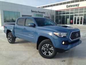 2019 Toyota Tacoma TRD Sport 4x4 Double Cab 127.4 in. WB