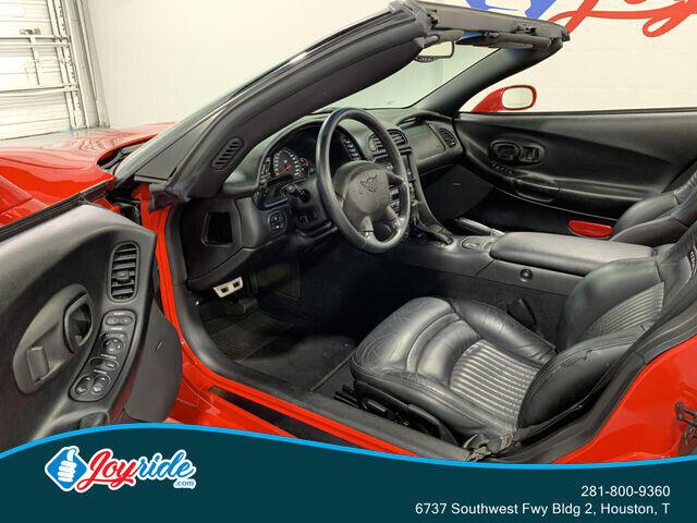 2004 Red Chevrolet Corvette Convertible  | C5 Corvette Photo 10