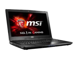"Cyber Gaming Laptop - MSI 15.6"" - Intel Core i7 6700HQ - GTX 960M 8GB Memory Brand New"