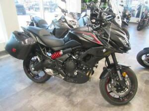 Sept 21-28 this Kawasaki Versys 650LT will be priced to sell! $$