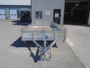 DELUXE ALUMINUM SOLID SIDE 16' TRAILER MORE FEATURES FOR LESS London Ontario image 3
