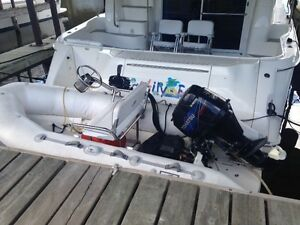 Zodiac dinghy and trailer REDUCED for quick sale