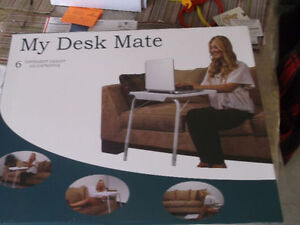 My Desk Mate Table Multi Use.New Never Used in Original Box.