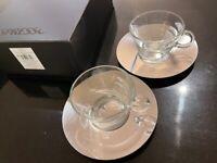 Nespresso View Cappuccino Cups (Brand New)