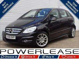 2009 09 MERCEDES-BENZ B CLASS 1.5 B160 BLUEEFFICIENCY SPORT 5D 95 BHP