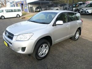 2012 Toyota RAV4 ACA38R MY12 CV 4x2 4 Speed Automatic Wagon Burrangong Young Area Preview