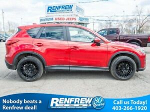 2016 Mazda CX-5 AWD GT, Sunroof, Nav, Bose Stereo, Heated Leathe