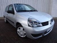 Renault Clio 1.2 Campus ...No, It's Not a Typing Error...This Clio has Genuine 12,800 Miles Only!!!!