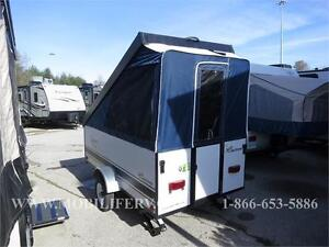 ONLY 660LBS CAR TOWABLE CLIPPER EXPRESS 9 FOR SALE