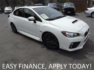 2017 Subaru WRX Sport AWD! MOONROOF! HEATED SEATS! BACKUP CAM!