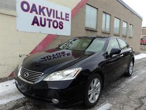 2007 Lexus ES 350 PREMIUM PACKAGE HEATED COOLED SEATS SAFETY