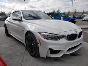 2016 BMW M4 Carbon Pack Red Leather int. mint Condition low km