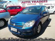2005 Holden Astra AH CD Blue 4 Speed Automatic Hatchback Woodville Park Charles Sturt Area Preview