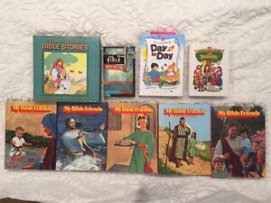 CHILDRENS BIBLE BOOKS AND DEVOTIONALS