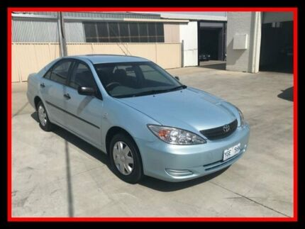 2004 Toyota Camry ACV36R Altise Blue 4 Speed Automatic Sedan Fyshwick South Canberra Preview