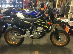 2018 Suzuki DRZ400SM, super motard...tire upgrade. $7699