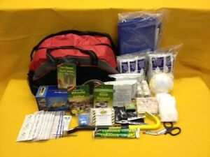 Deluxe Home Emergency Survival Kits