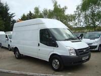 2011 FORD TRANSIT 2.4 TDCI T350 LWB High Roof Van [115ps]
