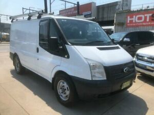 2012 Ford Transit VM 330 Low Roof SWB White 6 Speed Manual Van Granville Parramatta Area Preview