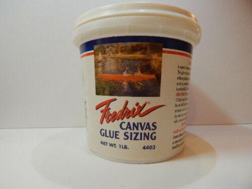 Fredrix Canvas GLue Sizing # 4403 1 lb.