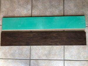 Golden Select Laminate Flooring <Mocha Walnut> for sale